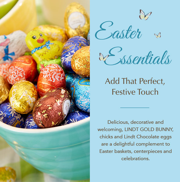 Easter Essentials Add That Perfect, Festive Touch