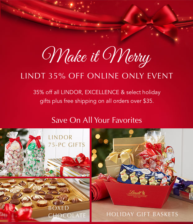 Make it Merry 35% Off Online