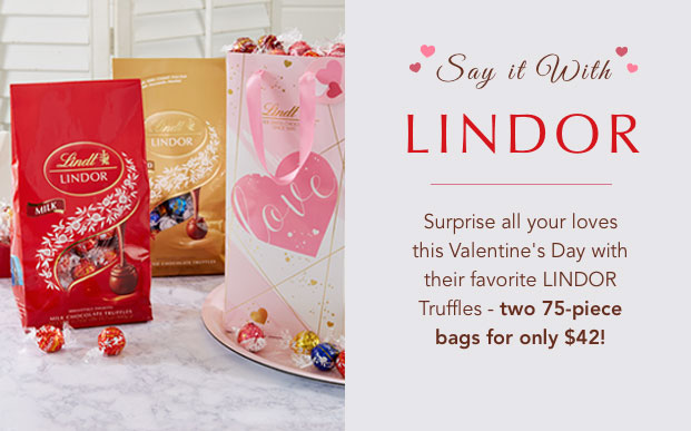 Say it with LINDOR