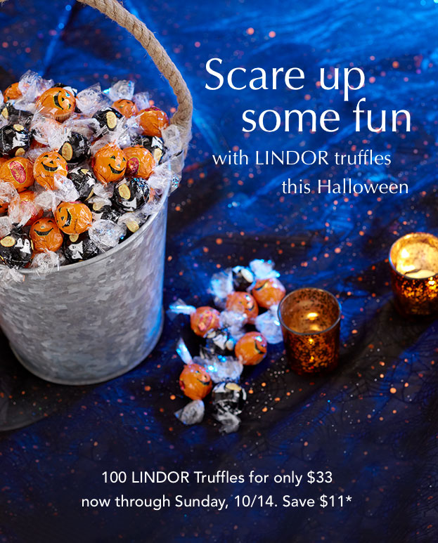 Scare up some fun