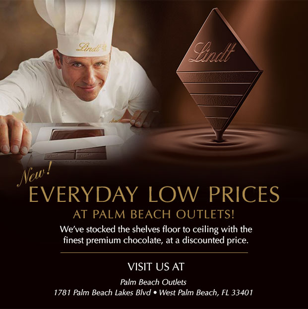 Everyday Low Prices At Palm Beach Outlets!