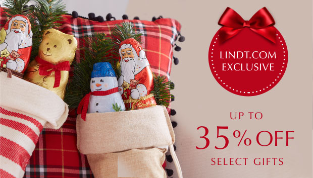 Up To 35% Off Select Gifts