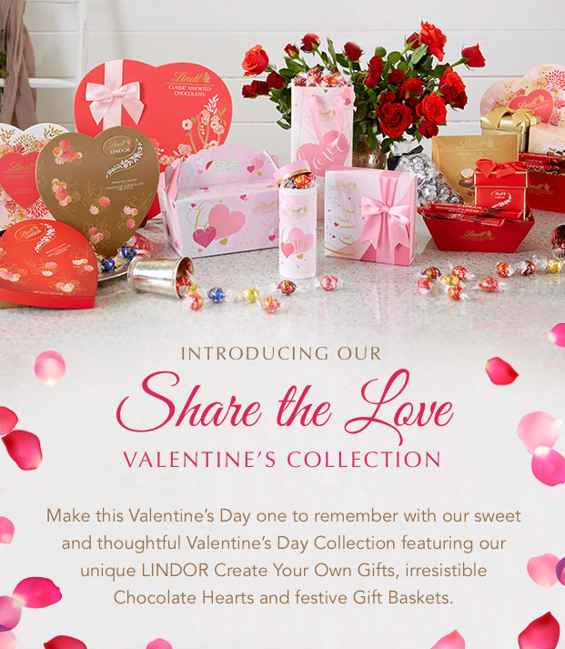 Share The Love Valentine's Day Collection