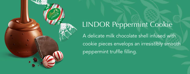 LINDOR Peppermint Cookie