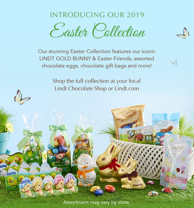 Introducing Our 2019 Easter Collection