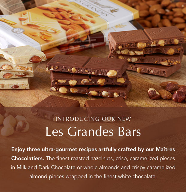 Introducing new Les Grandes Bars